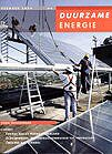 "Cover of December 2004 issue of  Dutch sustainable energy magazine ""Duurzame Energie"" published by Aeneas in Boxtel (NL)."
